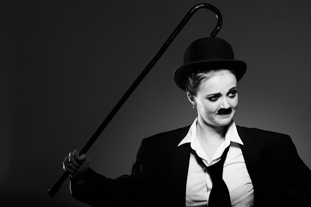 Charlie Chaplin - tribute